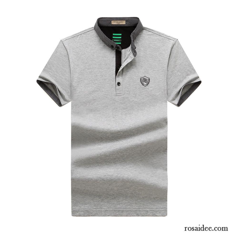 the best attitude 51fd7 4cab0 Blau Weiß Gestreiftes Shirt Herren Rein T-shirts Herren ...