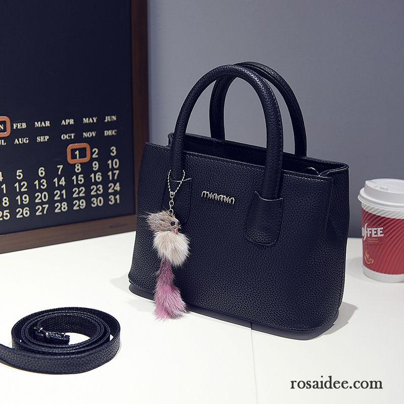 3f9374d0f1ea9 Marken Umhängetaschen Damen Herbst Handtaschen Lichee Muster Mode Einfach  Das Neue Günstig