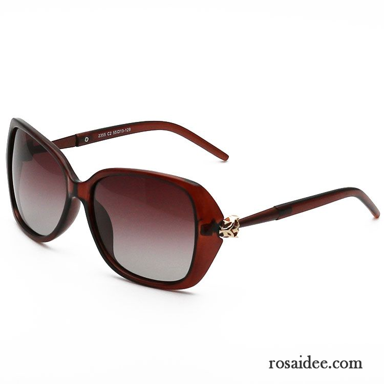 Sonnenbrille Damen Rundes Gesicht