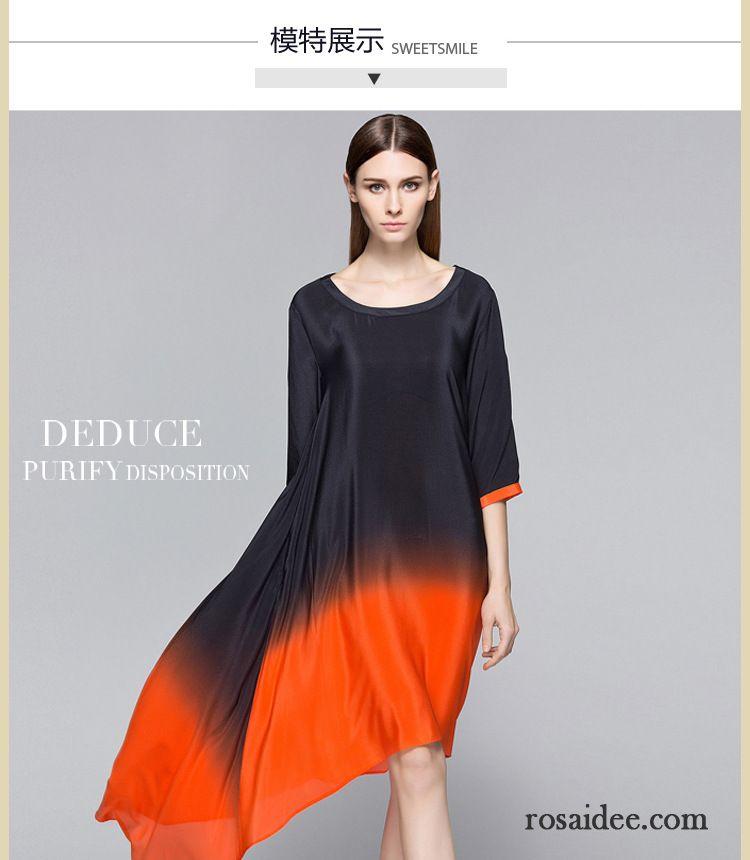 Kleid seide sale
