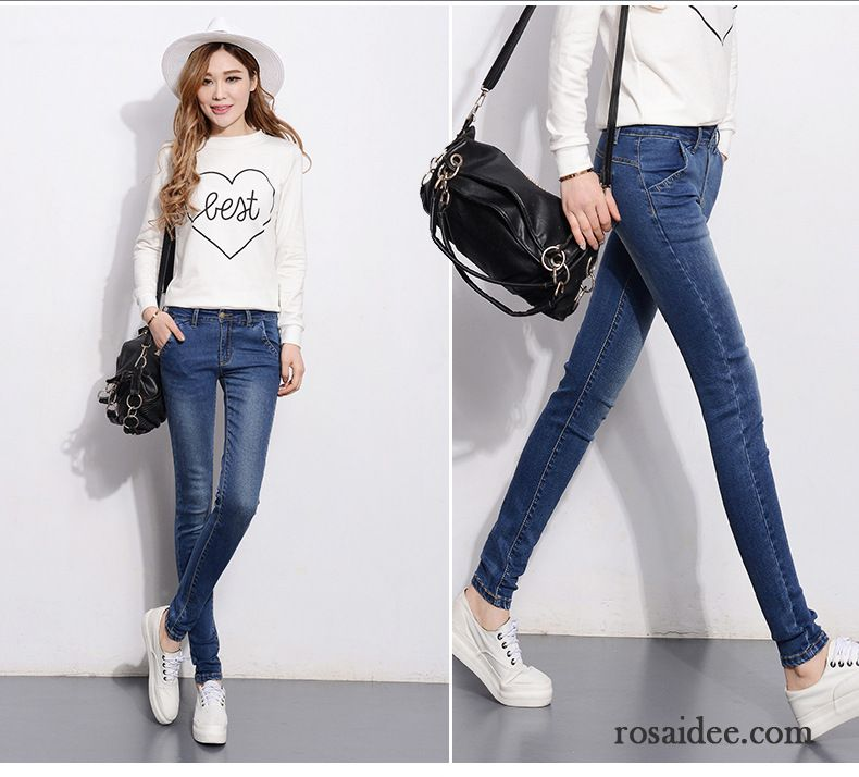 winter jeans damen