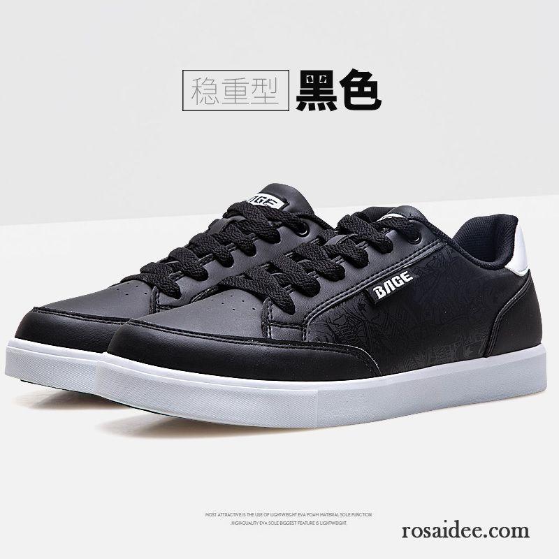 8abb5d5987 Business Schuhe Herren Skateboardschuhe Schnürung Herren Casual Trend  Winter Sportschuhe Weiß Skaterschuhe Billig