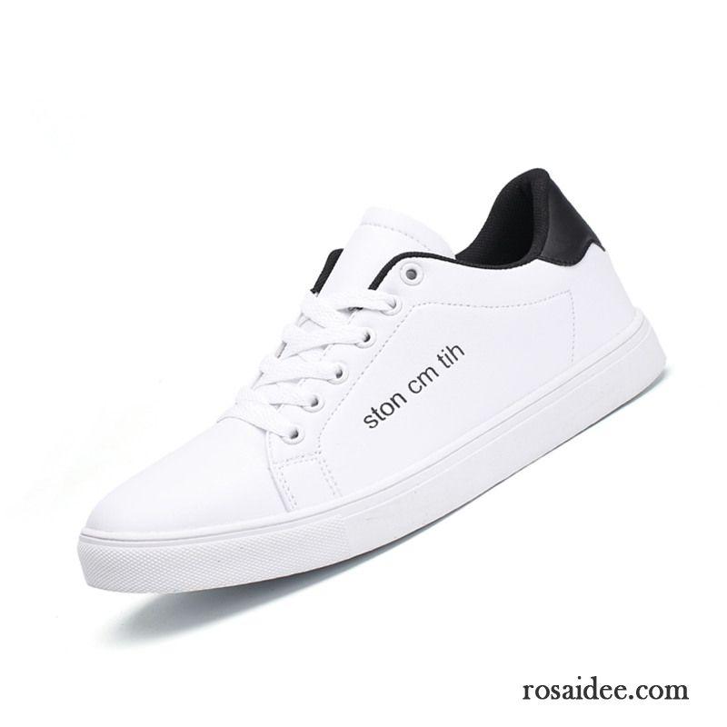 quality design dfc2e bbd7e Business Sneaker Herren Schuhe Weiß Neue Herren Casual ...
