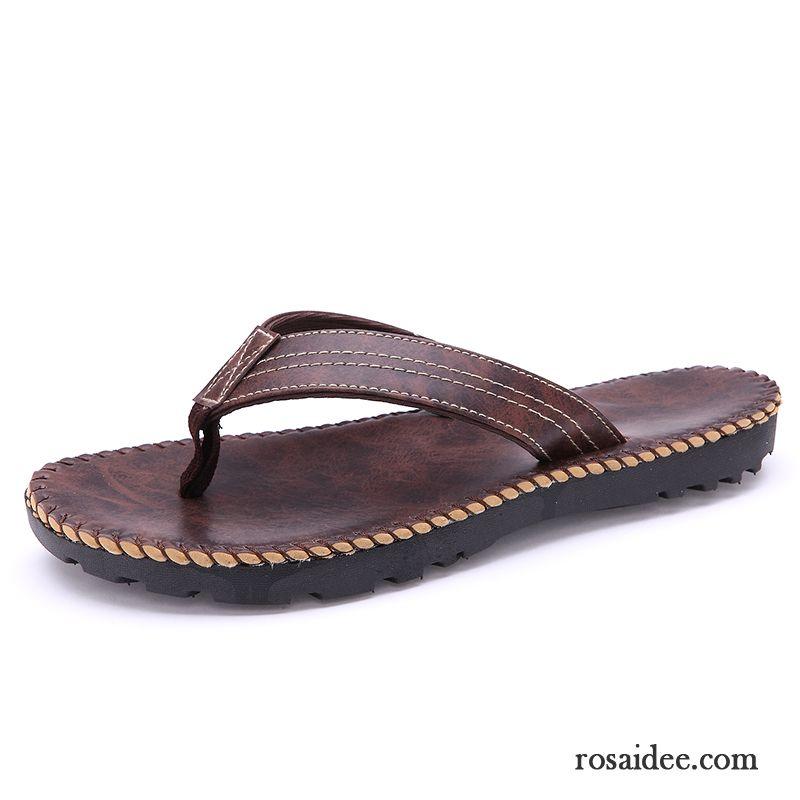 hausschuhe warm herren pantolette herbst rom sandalen. Black Bedroom Furniture Sets. Home Design Ideas