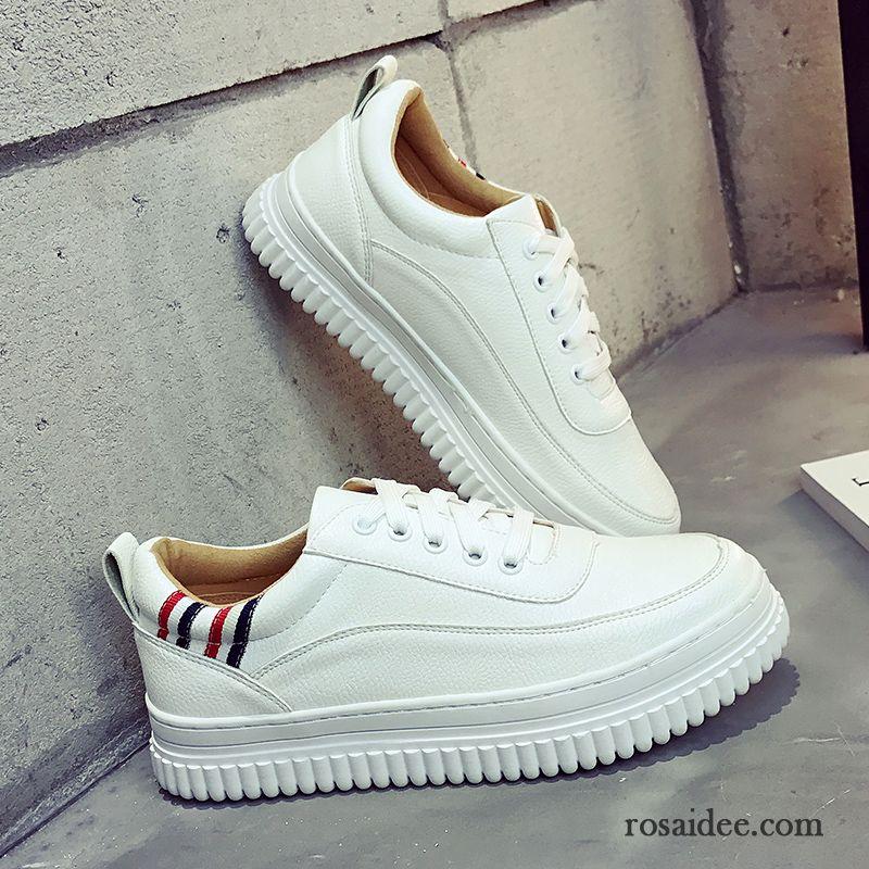 Sportschuhe Weiße Sohle in Damen Turnschuhe & Sneakers