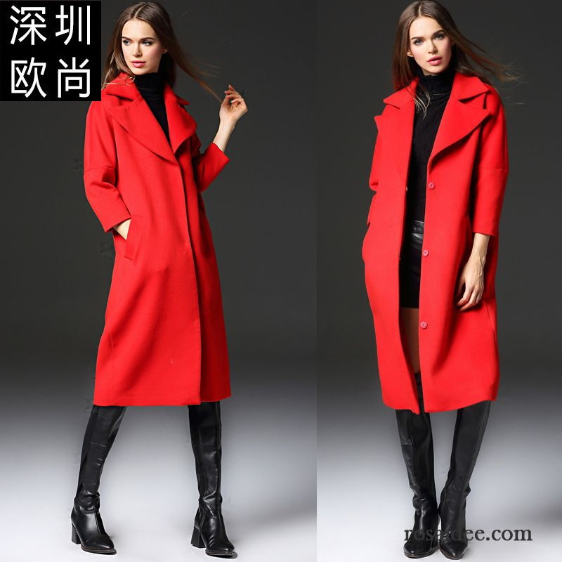 Rote jacke damen fruhling