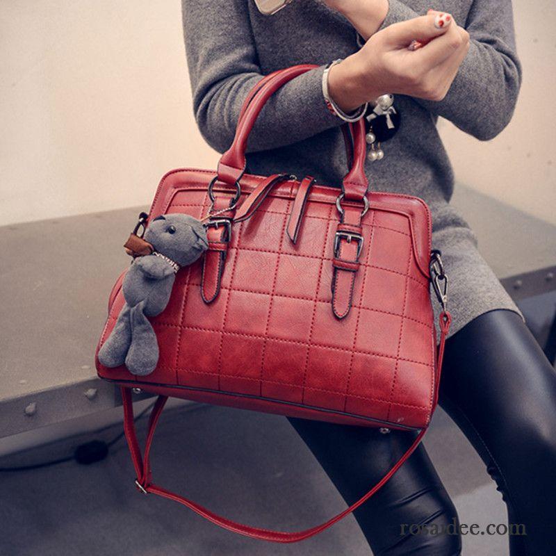 06fa1b4714 Günstige Taschen Online Kaufen Das Neue Mode Schalenpaket Herbst Bär  Handtaschen Messenger-tasche Winter Einfach