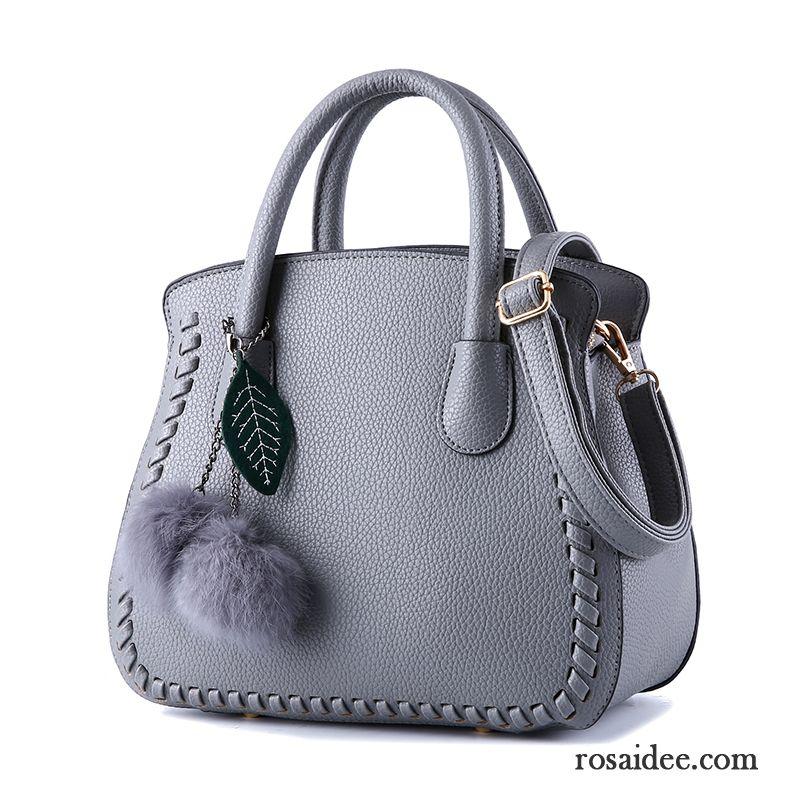 adf354fc0acb3 Große Handtaschen Günstig Herbst Süß Mode Handtaschen Seide Trend Das Neue  Hohe Kapazität