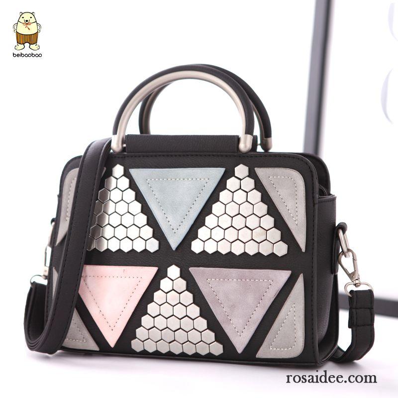 2b527d46ce11f Handtaschen Leder Günstig Herbst Das Neue Hit Farbe Taschen Handtaschen  Persönlichkeit Messenger-tasche Mode Günstig