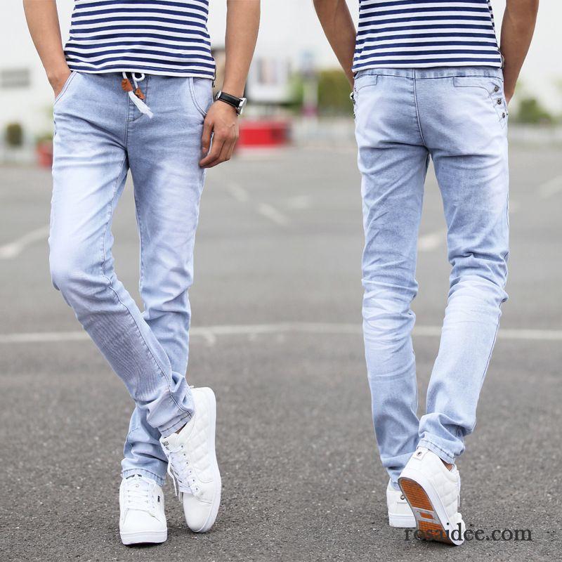 Fabrik suche nach authentisch günstige Preise Jeans Schwarz Herren Hose Große Größe Lange Jeans Sommer ...