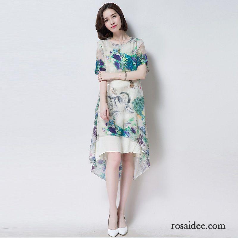 Kleid langarm sommer
