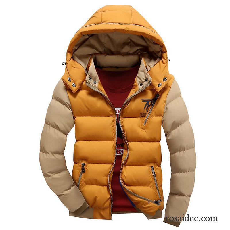 premium selection 970f5 c0567 Kurze Daunenjacke Herren Herren Winter Warme Herbst ...