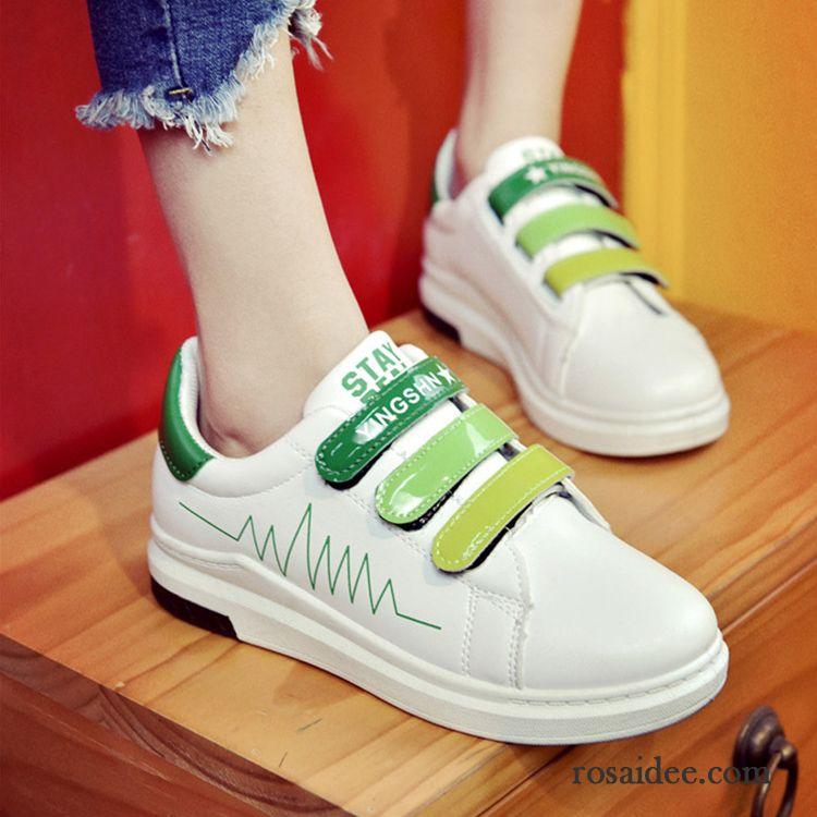 release date 2be28 b606e Mode Schuhe Frauen Casual Klettverschluss Herbst Sportschuhe ...
