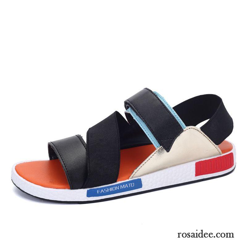 sandalen zum binden rutschsicher sandalen hohl sommer mode