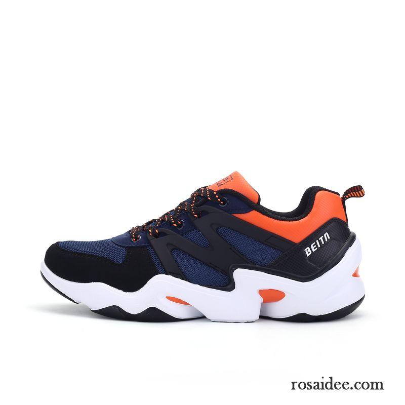Neue Schuhe Laufschuhe Mit Klettverschluss Herren Atmungsaktiv DHWE29I
