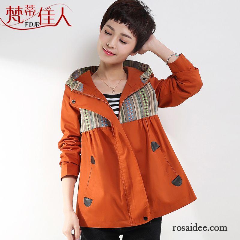 online retailer 66299 122fd Schwarze Damen Jacke Herbst Mantel Freizeit Fett Feder Jacke ...