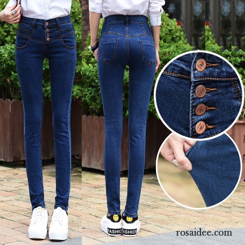 Schwarze jeans hose damen