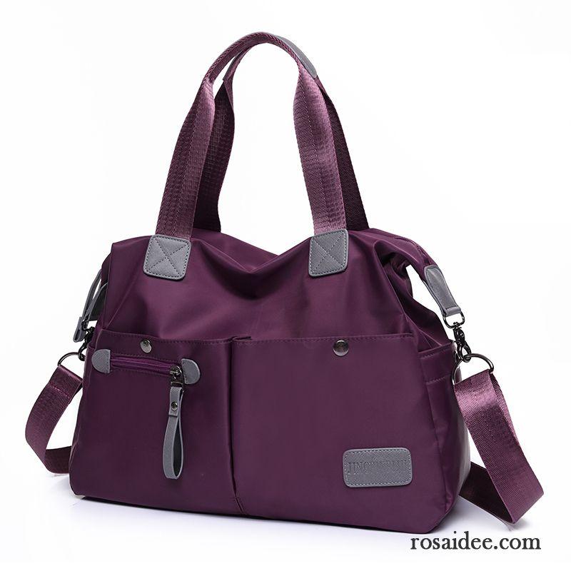 c92e6df868825 Umhängetasche Damen Stoff Großes Paket Handtaschen Messenger-tasche  Schultertaschen Hohe Kapazität Canvastasche Das Neue Oxford-tuch Freizeit